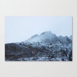 glacier ntl park part 3 Canvas Print