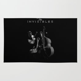 The Invisibles (With Title) Rug