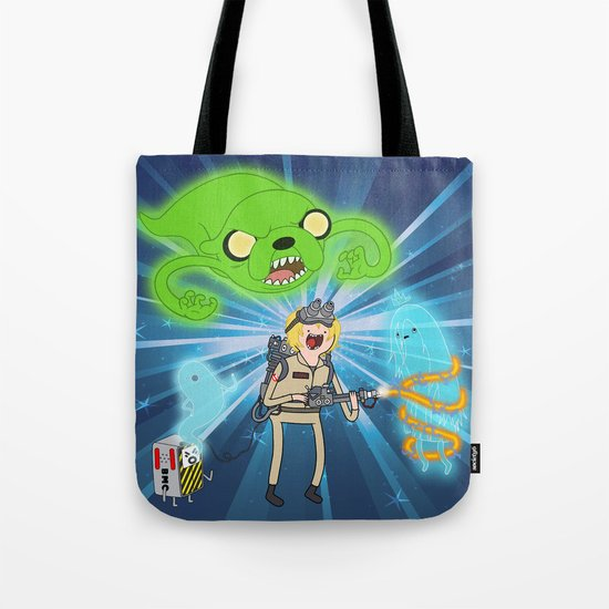 Ghostbusting Time Tote Bag