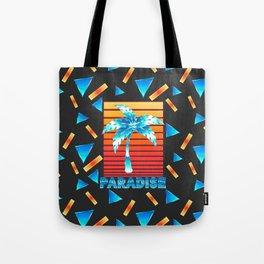 Summer Paradise Tote Bag