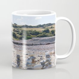Seven Sisters Country Park, East Sussex, UK Coffee Mug