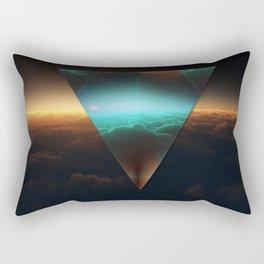 A.I Space Rectangular Pillow
