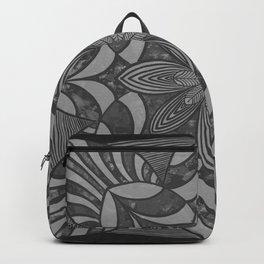 Coal Deco Prayer  Backpack