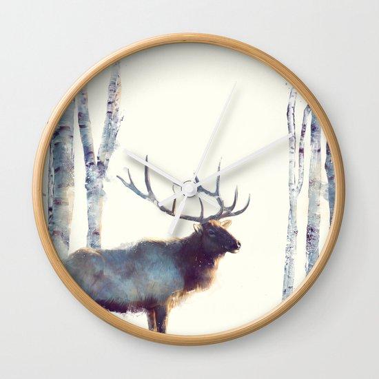 Elk // Follow Wall Clock