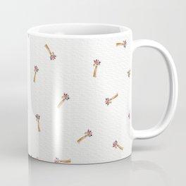 Baby Giraffe with Flower Crown Coffee Mug