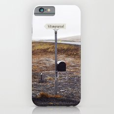 Post box, Iceland iPhone 6s Slim Case