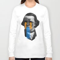 stephen king Long Sleeve T-shirts featuring Stephen by DIVIDUS