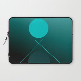 The 3 dots, power game 15 Laptop Sleeve