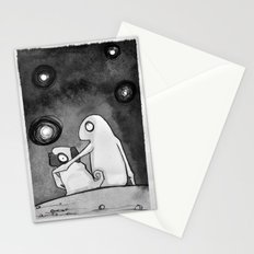 Omino Luna Stationery Cards
