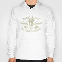 dentist Hoodies featuring Amazing and Painless Surgeon Dentist Dr King Schules by jekonu