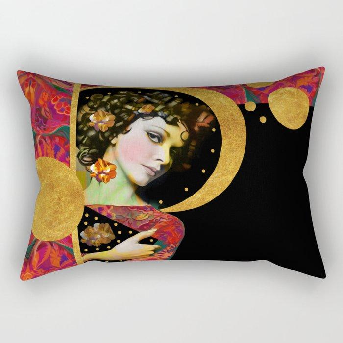 """""""Modern Pop Dream"""" Rectangular Pillow"""