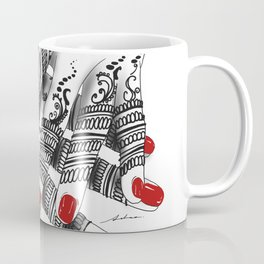 Awakening the inner light Coffee Mug