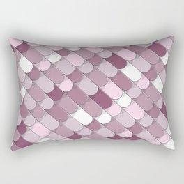 Abstract Construction VII (tiles) Rectangular Pillow
