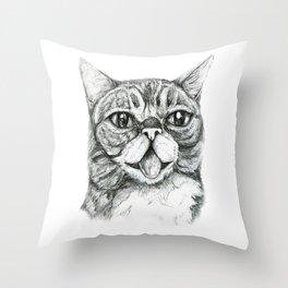 Bub Throw Pillow