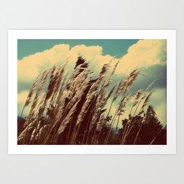 WELLNESS Art Print