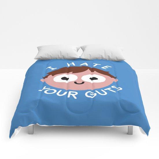 Grinsincerity Comforters