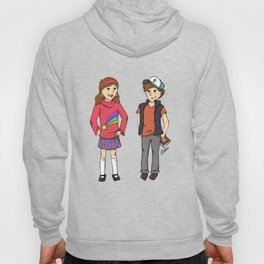 The Mystery Twins Hoody