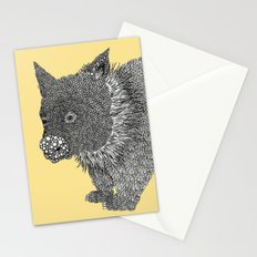 Little Wombat Stationery Cards