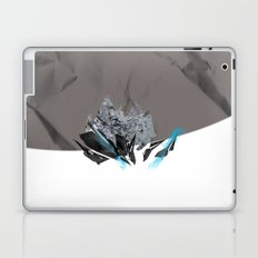 Blue Symbiote Laptop & iPad Skin