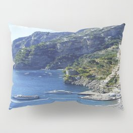 Amalfi coast, Italy Pillow Sham