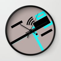 gaming Wall Clocks featuring Gaming by Scott - GameRiot