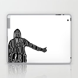 Into the wild Laptop & iPad Skin