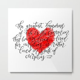 We Are Loved Metal Print