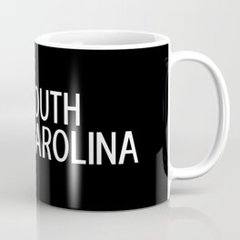 South Carolina: South Carolinian Flag Coffee Mug