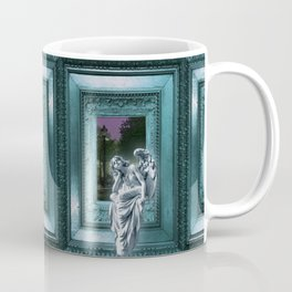 Angel of Bristol (Blue) Coffee Mug