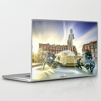 apollo Laptop & iPad Skins featuring Oh Apollo! by ExperienceTheFrenchRiviera