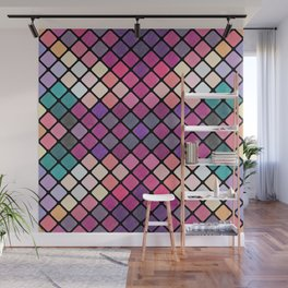 Lovely geometric Pattern XI Wall Mural
