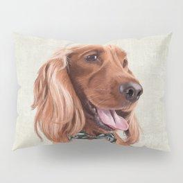Mr. English Cocker Spaniel Pillow Sham