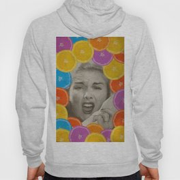Color Chaos Collection -- Citrus Muss Hoody