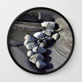 Stonework Wall Clock