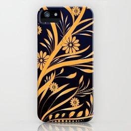 Intricate nature iPhone Case
