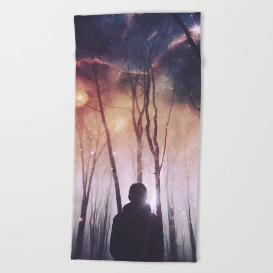 Beyond Beach Towel