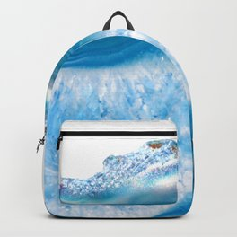 Agate blue Backpack