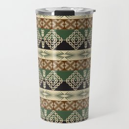ethnic african pattern. Travel Mug