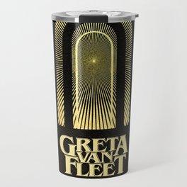 greta the battle van fleet 2021 Travel Mug