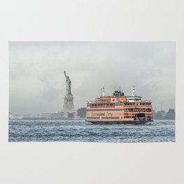 Ferry & Liberty Rug