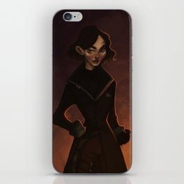 Lila Bard iPhone Skin