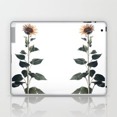 Friendly sunflowers Laptop & iPad Skin