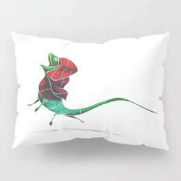 Frill-necked Lizard Pillow Sham