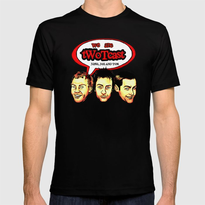 tWoTcast T-shirt