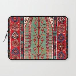 Erzerum Northeast Anatolian Niche Kilim Print Laptop Sleeve