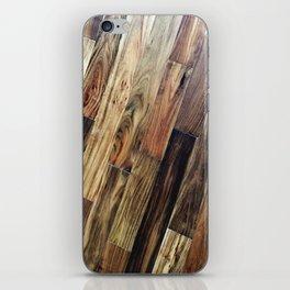 Panel Floor Beauty iPhone Skin