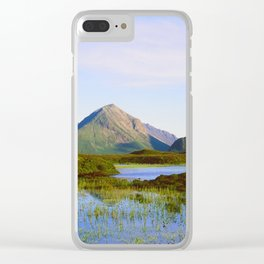 The Isle of Skye Clear iPhone Case