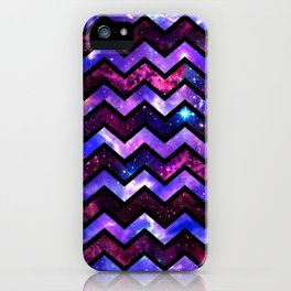 Galactic Chevron iPhone Case