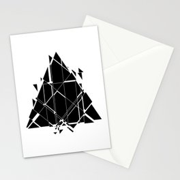 Sci-Fi Triangle Stationery Cards