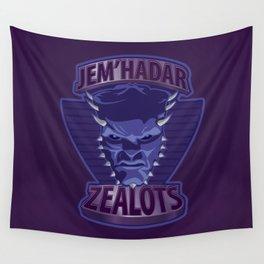 Jem'Hadar Zealots Wall Tapestry